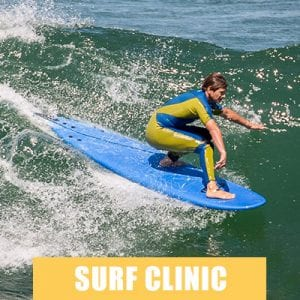 surf clinic, surf camp, surf school