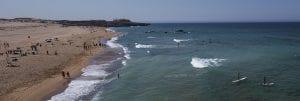 guincho beach, surf