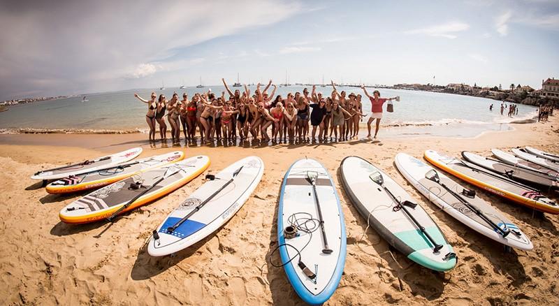 SUP Cascais, surf, activities