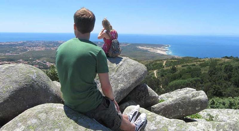 trekking Sintra surf, activities