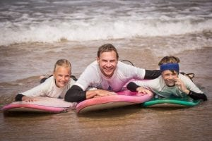 surf families