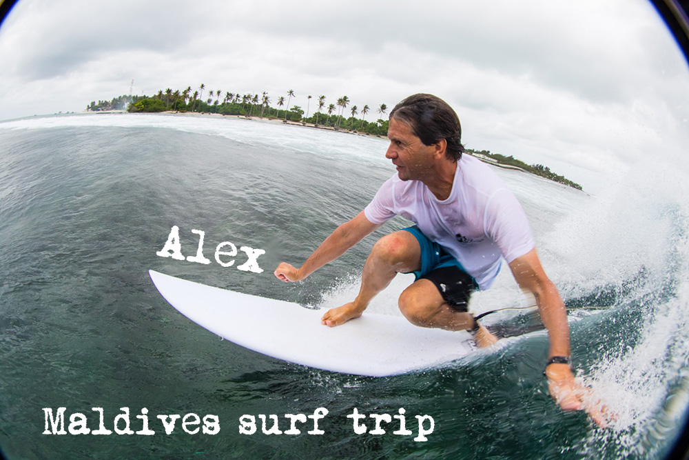 maldives, alex, surf school, moana, surf trip, surf destination, surfer, waves, torq surfboards, surfboards