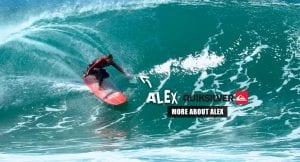 alex unwin, surf school, surf instructor, moana