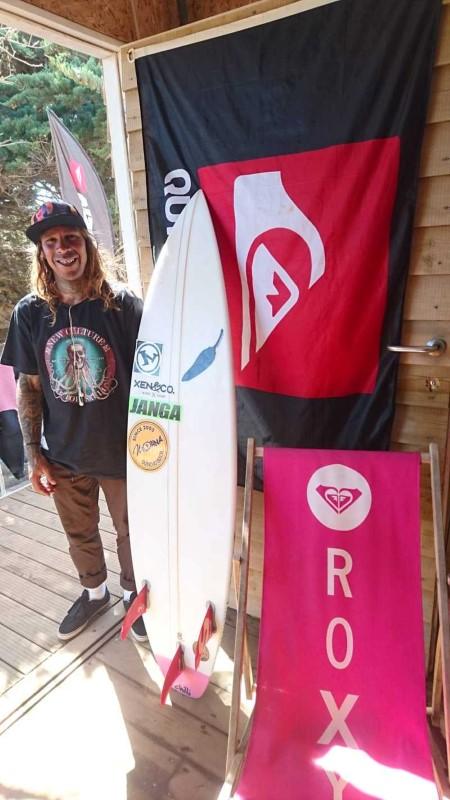 Pro Surfer = Pro Instructor