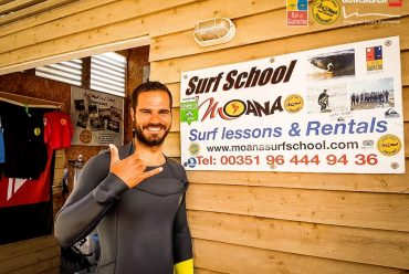Pedro Nunes: Surf Instructor