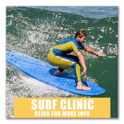surf clinic, surf camp, surf school