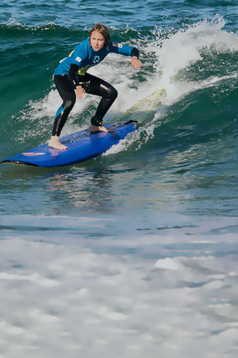 Private surf lessons moana surf school