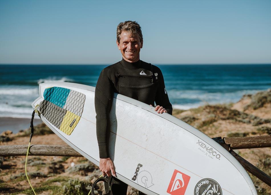 Alex Unwin Moana Surf School Founder