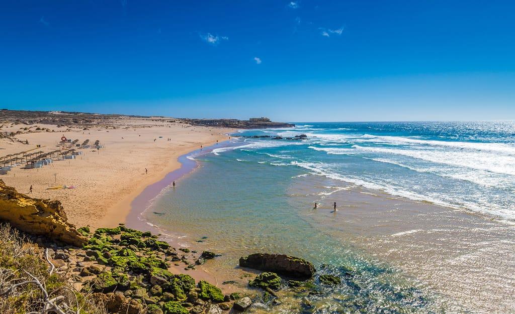 surf beach lisbon cascais guincho