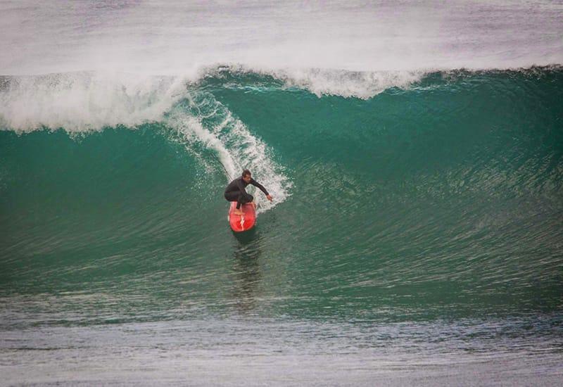 surf clinic lisbon, guincho