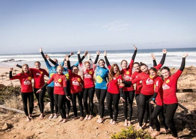 Hen Party Surf school Portugal