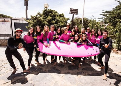 Stag & Hen Party Guincho Surf School